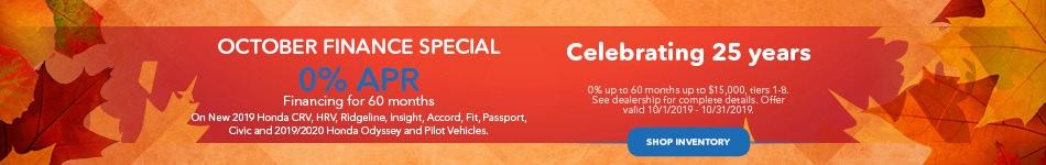 October Finance Special