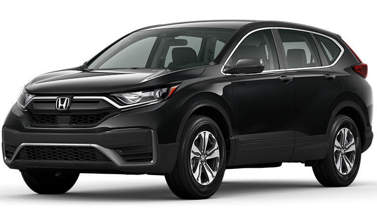 2020 Honda CR-V LX in Black