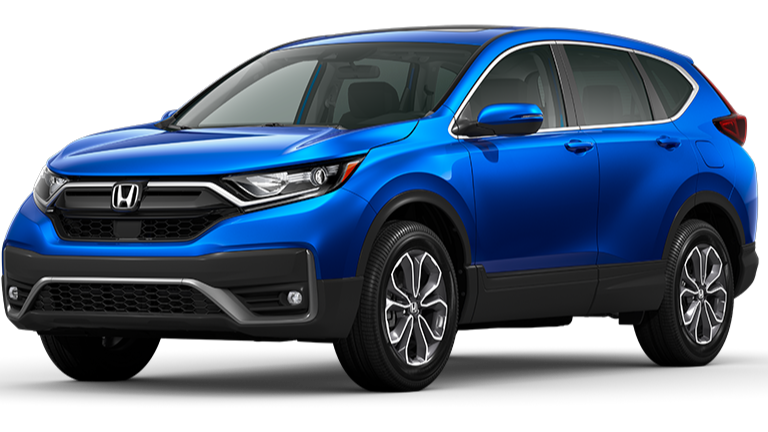 2020 Honda CR-V EX in Blue