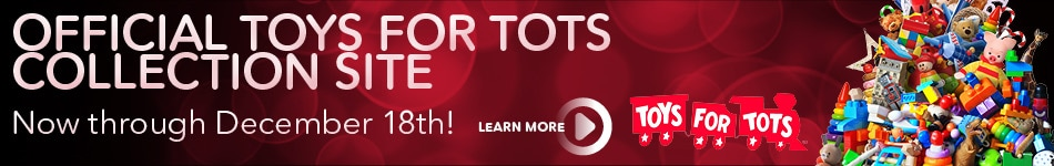 Official Toys for Tots Collection Site