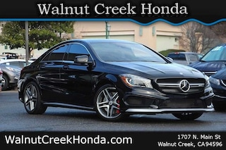 Used Mercedes Benz Cla Class Walnut Creek Ca
