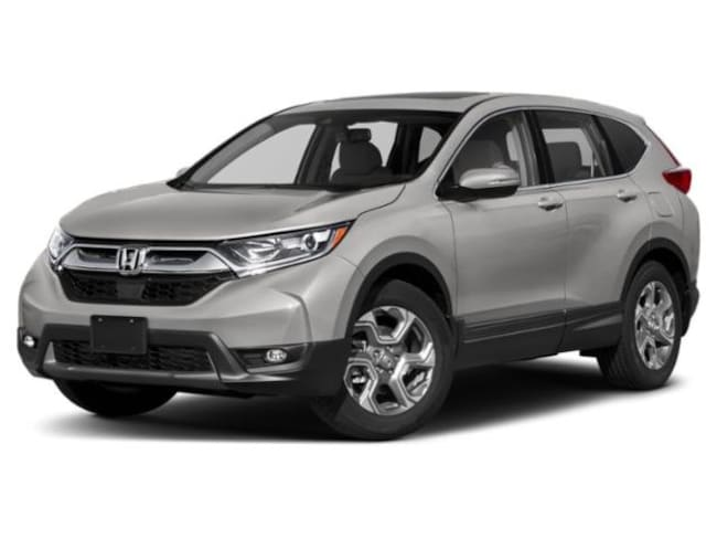 New 2019 Honda CR-V For Sale at Walnut Creek Honda | VIN