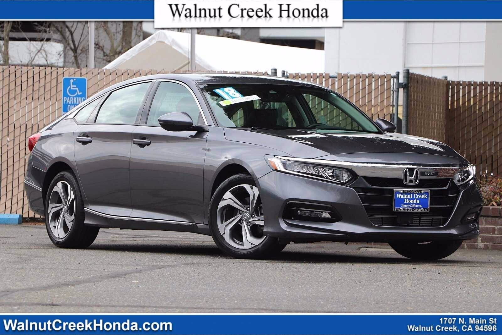 Used Honda Accord Sedan Walnut Creek Ca