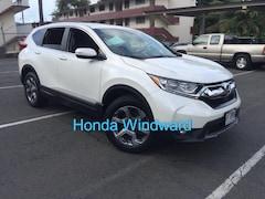 Certified Pre-Owned 2018 Honda CR-V EX-L SUV 40907A near Honolulu