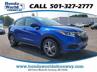 New 2022 Honda HR-V EX-L 2WD SUV For Sale Conway AR