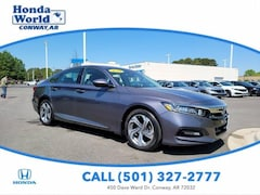 Used 2019 Honda Accord EX 1.5T CVT Car For Sale in Conway, AR