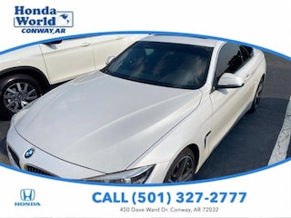 2018 BMW 4 Series 440i Coupe Coupe