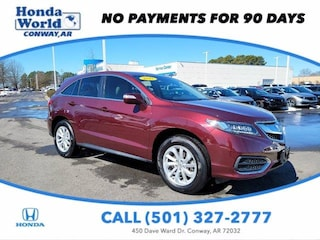 Used 2017 Acura RDX FWD Sport Utility for sale in Little Rock