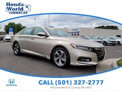 Used 2018 Honda Accord EX-L 1.5T CVT Car For Sale in Conway, AR
