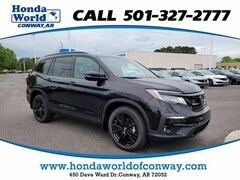 New 2021 Honda Pilot Black Edition AWD SUV For Sale in Conway, AR