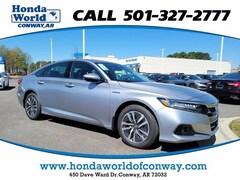 New 2021 Honda Accord Hybrid EX-L Sedan For Sale in Conway, AR