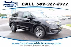 New 2021 Honda Pilot EX-L FWD SUV For Sale in Conway, AR