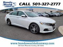 New 2021 Honda Accord Hybrid Touring Sedan For Sale in Conway, AR