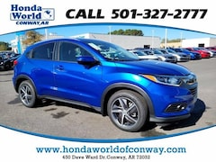 New 2021 Honda HR-V EX-L 2WD SUV For Sale in Conway, AR