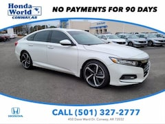 Used 2019 Honda Accord Sport 2.0T Auto Car For Sale in Conway, AR