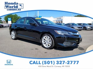 Used 2016 Acura ILX 4dr Sdn Car for sale in Little Rock