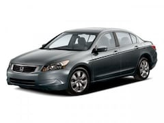 Used 2009 Honda Accord 4dr I4 Auto EX-L Car For Sale in Conway, AR