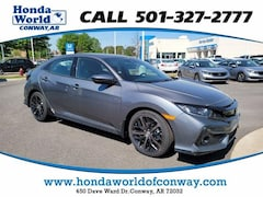 New 2021 Honda Civic Sport Hatchback For Sale in Conway, AR