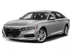 New 2020 Honda Accord LX 1.5T Sedan For Sale in Conway, AR