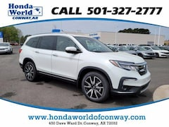 New 2021 Honda Pilot Touring 8 Passenger FWD SUV For Sale in Conway, AR
