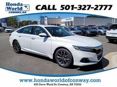 New 2021 Honda Accord EX-L 1.5T Sedan For Sale in Conway, AR