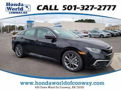 New 2021 Honda Civic EX Sedan For Sale in Conway, AR