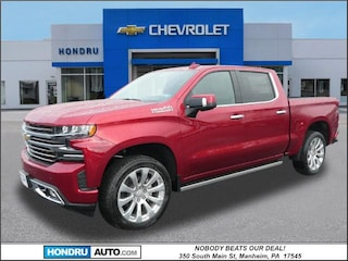 2021 Chevrolet Silverado 1500 High Country Truck Crew Cab for Sale in Manheim PA