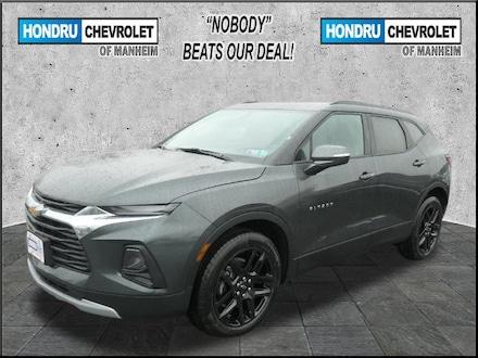 2020 Chevrolet Blazer LT w/2LT SUV