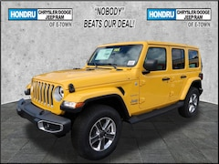 New Chrysler Dodge Jeep Ram Models 2018 Jeep Wrangler UNLIMITED SAHARA 4X4 Sport Utility for sale in Elizabethtown, PA