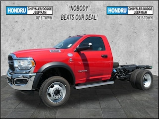 New Commercial Vehicles  2019 Ram 5500 Chassis Cab 5500 TRADESMAN CHASSIS REGULAR CAB 4X4 144.5 WB Regular Cab for sale in Elizabethtown, PA