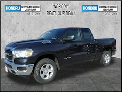 New Chrysler Dodge Jeep Ram Models 2019 Ram All-New 1500 TRADESMAN QUAD CAB 4X4 6'4 BOX Quad Cab for sale in Elizabethtown, PA