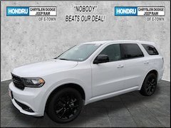 New Chrysler Dodge Jeep Ram Models 2018 Dodge Durango SXT PLUS AWD Sport Utility for sale in Elizabethtown, PA