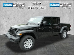 New Chrysler Dodge Jeep Ram Models 2020 Jeep Gladiator SPORT S 4X4 Crew Cab for sale in Elizabethtown, PA