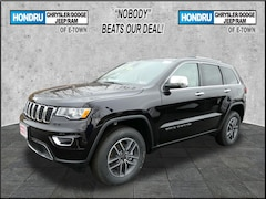 New Chrysler Dodge Jeep Ram Models 2019 Jeep Grand Cherokee LIMITED 4X4 Sport Utility for sale in Elizabethtown, PA
