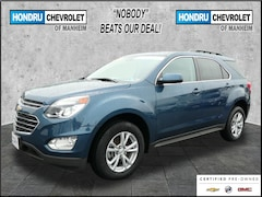 Used Vehicles for sale 2016 Chevrolet Equinox LT SUV in Elizabethtown, PA