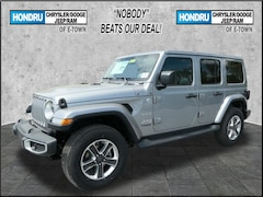 New Chrysler Dodge Jeep Ram Models 2019 Jeep Wrangler UNLIMITED SAHARA 4X4 Sport Utility for sale in Elizabethtown, PA