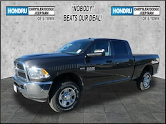 New Chrysler Dodge Jeep Ram Models 2018 Ram 2500 TRADESMAN CREW CAB 4X4 6'4 BOX Crew Cab for sale in Elizabethtown, PA