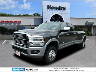New Commercial Vehicles  2021 Ram 3500 LARAMIE CREW CAB 4X4 8' BOX Crew Cab for sale in Elizabethtown, PA