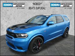 New Chrysler Dodge Jeep Ram Models 2018 Dodge Durango SRT AWD Sport Utility for sale in Elizabethtown, PA