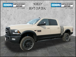New Commercial Vehicles  2018 Ram 2500 POWER WAGON CREW CAB 4X4 6'4 BOX Crew Cab for sale in Elizabethtown, PA