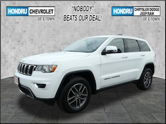 Pre-Owned Vehicles 2017 Jeep Grand Cherokee Limited 4x4 SUV Elizabethtown, PA