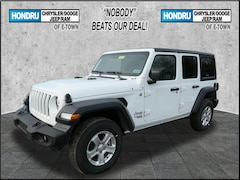 New Chrysler Dodge Jeep Ram Models 2019 Jeep Wrangler UNLIMITED SPORT S 4X4 Sport Utility for sale in Elizabethtown, PA