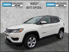 New Chrysler Dodge Jeep Ram Models 2018 Jeep Compass LATITUDE 4X4 Sport Utility for sale in Elizabethtown, PA