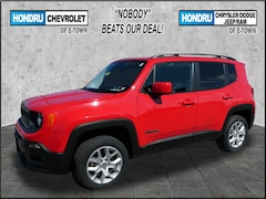 Pre-Owned Vehicles 2015 Jeep Renegade Latitude 4x4 SUV Elizabethtown, PA