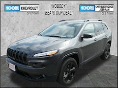 Pre-Owned Vehicles 2018 Jeep Cherokee Limited 4x4 SUV Elizabethtown, PA