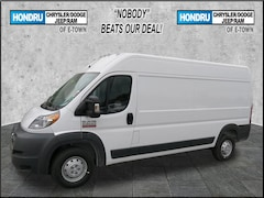 New Chrysler Dodge Jeep Ram Models 2018 Ram ProMaster 2500 CARGO VAN HIGH ROOF 159 WB Cargo Van for sale in Elizabethtown, PA