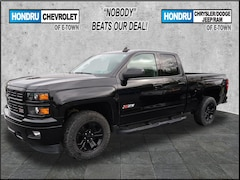 Pre-Owned Vehicles 2015 Chevrolet Silverado 1500 LT Truck Double Cab Elizabethtown, PA