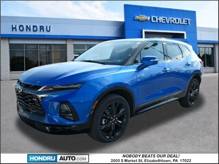 2021 Chevrolet Blazer RS SUV for Sale in Lancaster PA