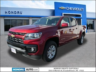 2021 Chevrolet Colorado LT Truck Crew Cab for Sale in Lancaster PA
