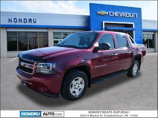 2007 Chevrolet Avalanche 1500 Truck Crew Cab for Sale in Elizabethtown PA